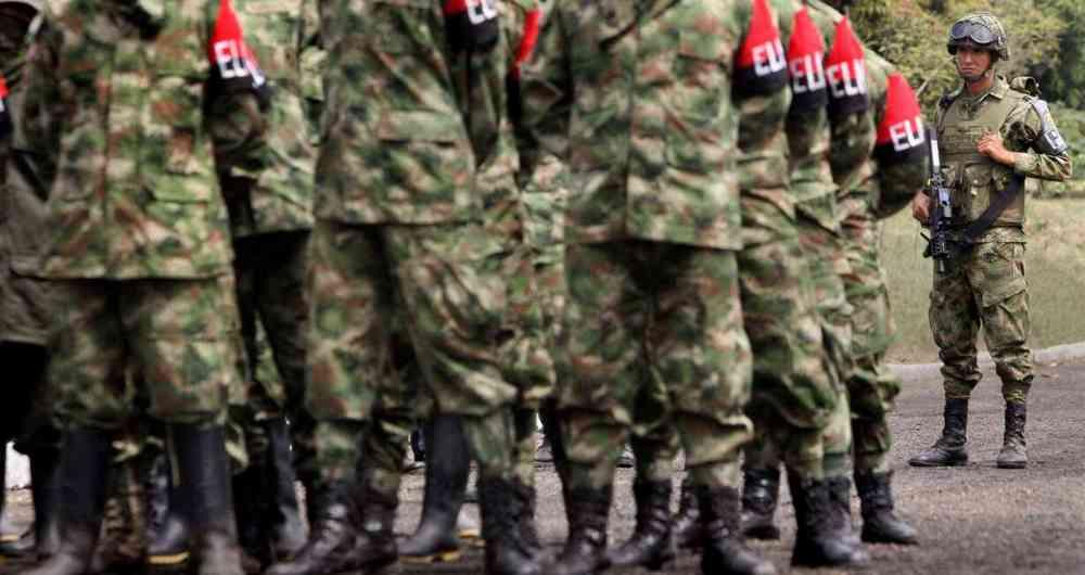 Grupy partyzanckie w Kolumbii mordują ludzi, którzy naruszają kwarantannę