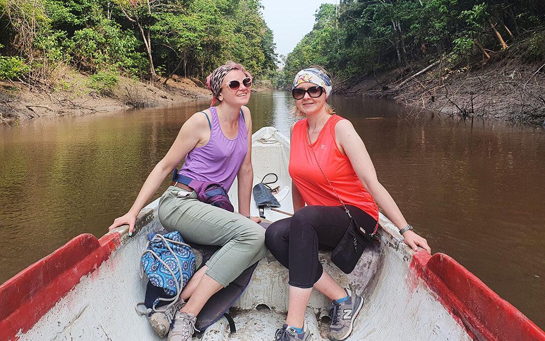 Zrównoważona turystyka w kolumbijskiej Amazonii